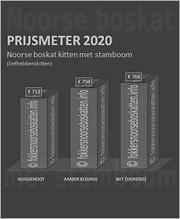 Prijsmeter Noorse boskat kittens
